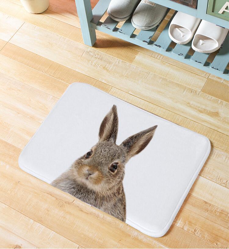Bunny  Floor Matt 16