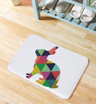 Bunny  Floor Matt 18