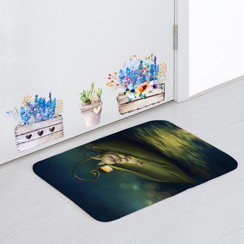 Bunny  Floor Matt 7
