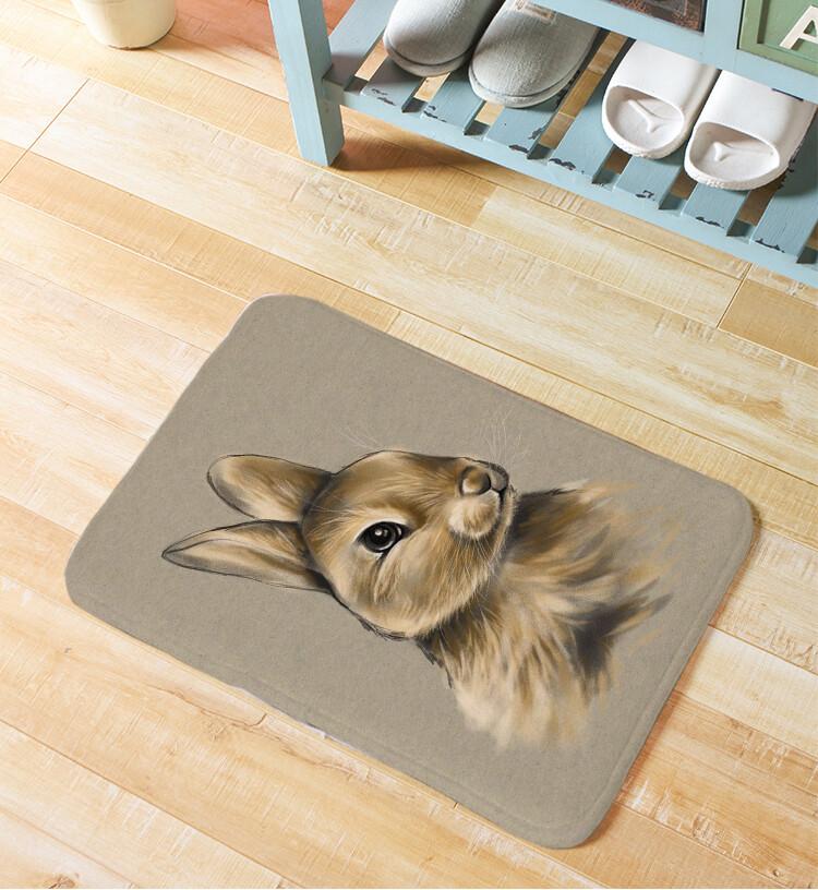 Bunny  Floor Matt 9