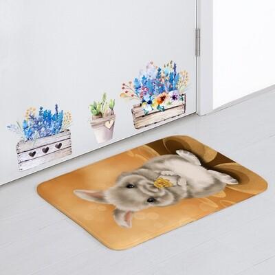 Bunny  Floor Matt 12
