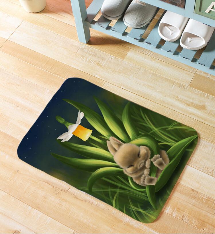 Bunny  Floor Matt 13
