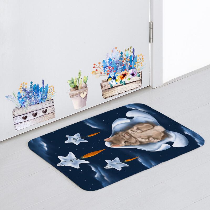 Bunny  Floor Matt 21