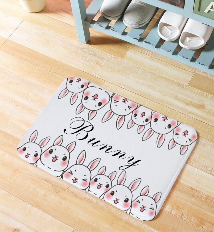 Bunny  Floor Matt 24