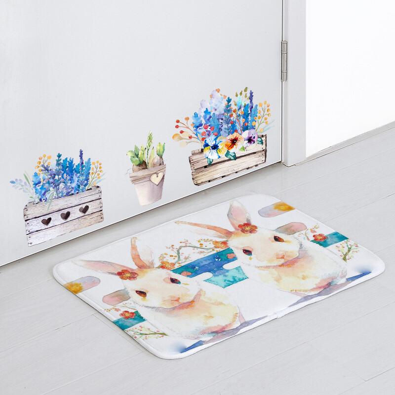 Bunny  Floor Matt 25