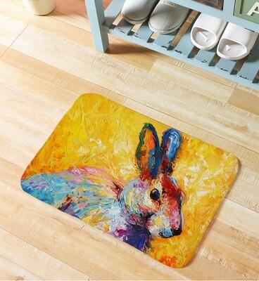 Bunny  Floor Matt 28