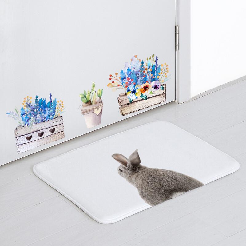 Bunny  Floor Matt 29