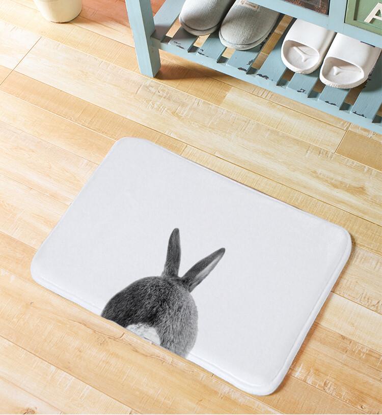 Bunny  Floor Matt 30