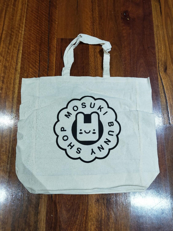 MoSuKi Tote bag