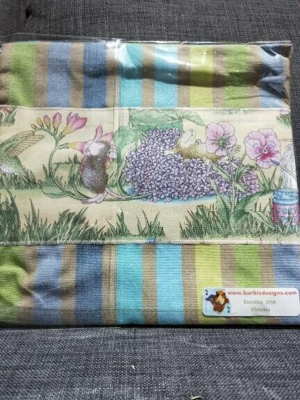 Barbi's Design - Guinea Pig Tea towel 4