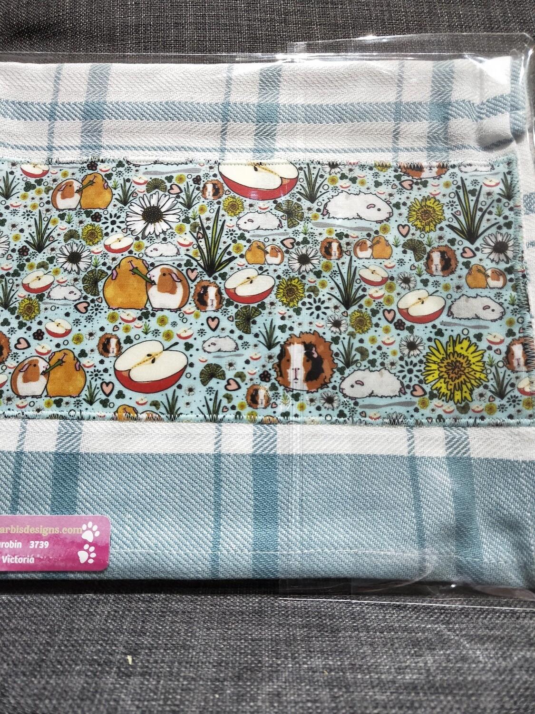 Barbi's Design - Guinea Pig Tea towel 12