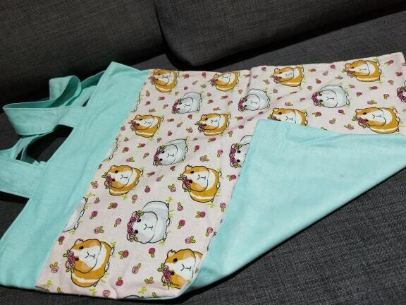 BabyBunts - Guinea Pig Tote bag 2