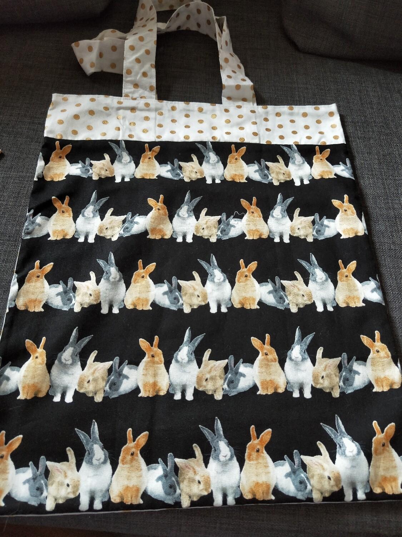 BabyBunts - Bunny Tote bag 15
