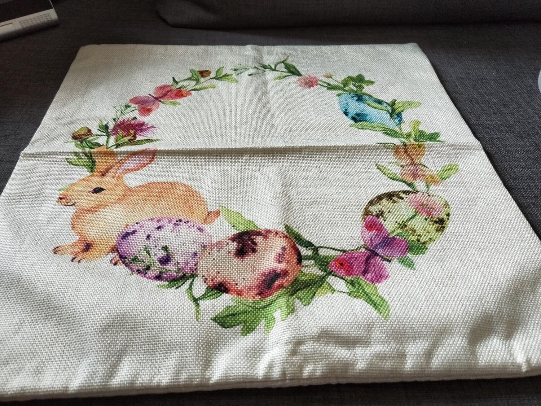 Bunny Cushion  Cover 2