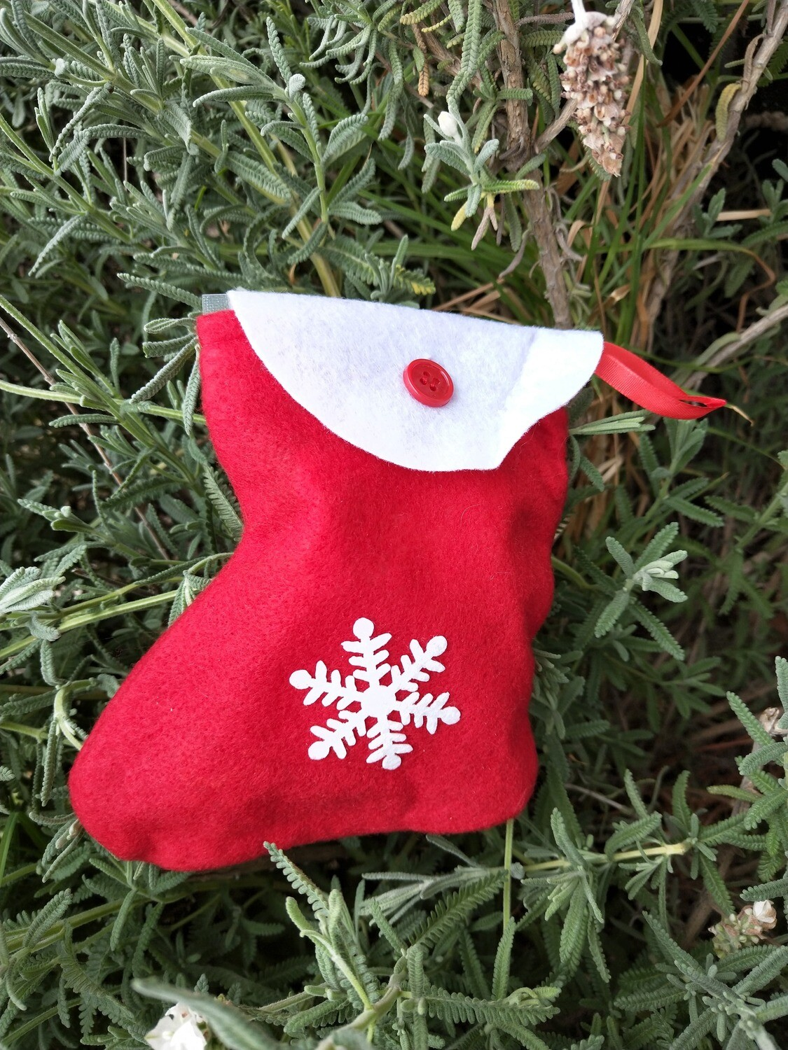 Small Red Stocking