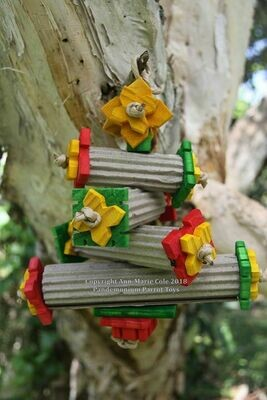 Xmas tree Roll up