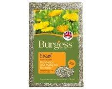 Burgess Marigold timothy hay
