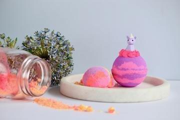 Bath Bombs - Unicorn, Guinea Pig, Bunny
