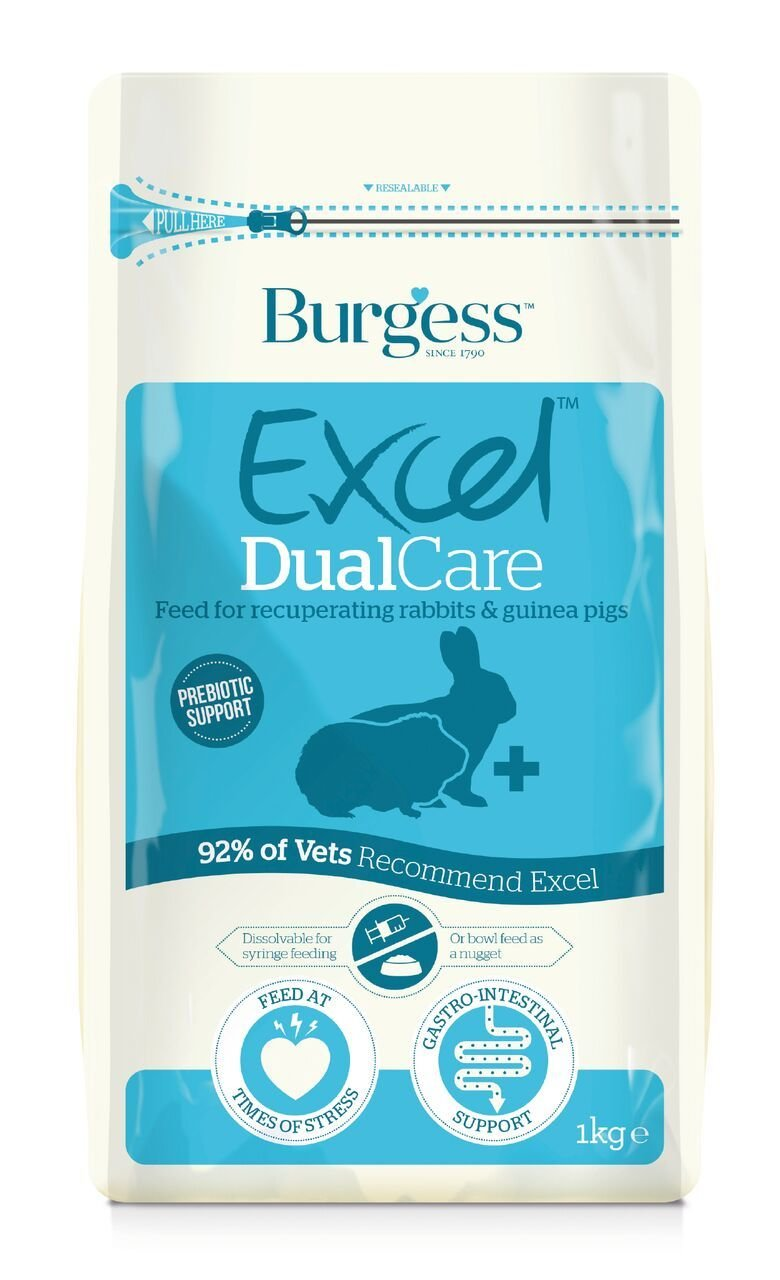 Burgess Dual Care - 1 kg