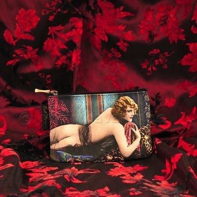 Mini purse 'Lola' - Les Cakes de Bertrand