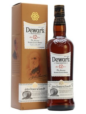Dewar's 12y 40% / 70cl