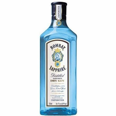 Bombay Gin Sapphire 40% / 70cl