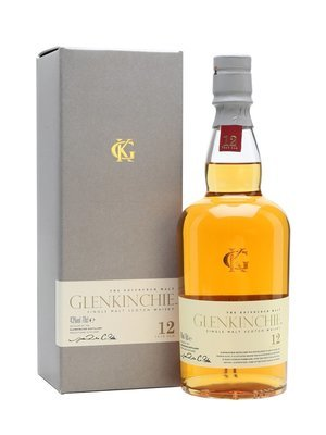 Glenkinchie Lowland Single Malt  12y / 43% / 70cl