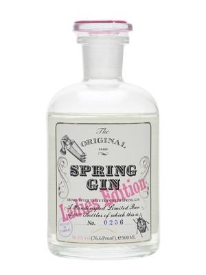 Spring Gin Ladies Edition 38,3% /50cl