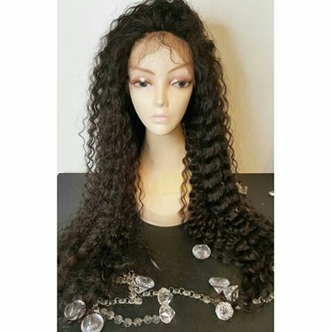 """Yolie"" Full Lace Wig Sale"