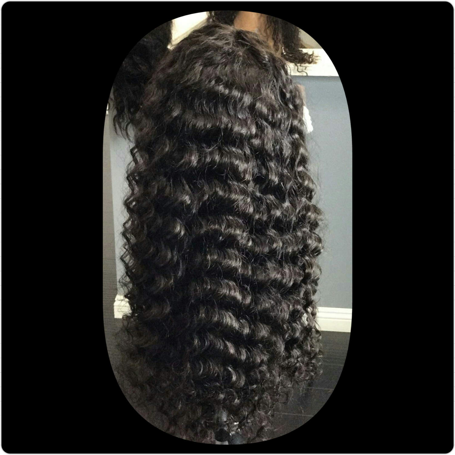 """Halle"" Full Lace Wig Sale"
