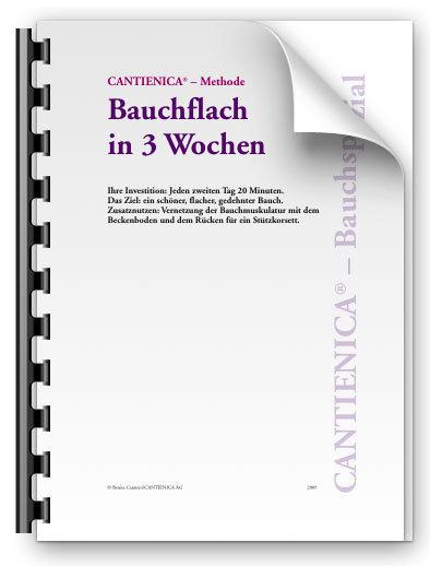 Bauchspezial. Bauchflach in 3 Wochen (PDF)