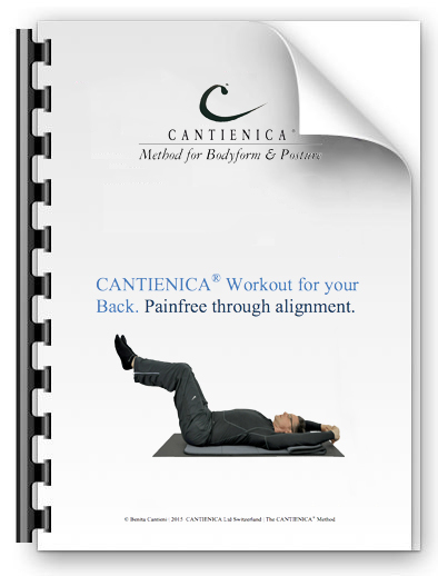 CANTIENICA® Workout for your Back (PDF)