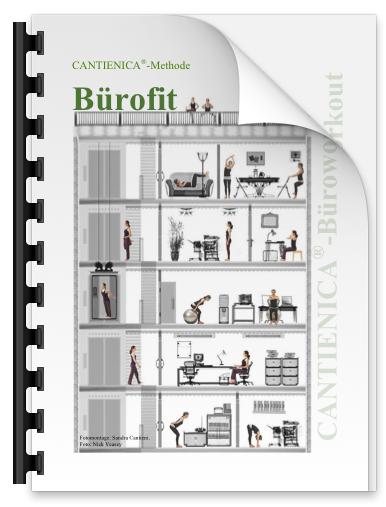 Bürofit. 13 Übungen, die Rückenschmerzen vorbeugen (PDF)