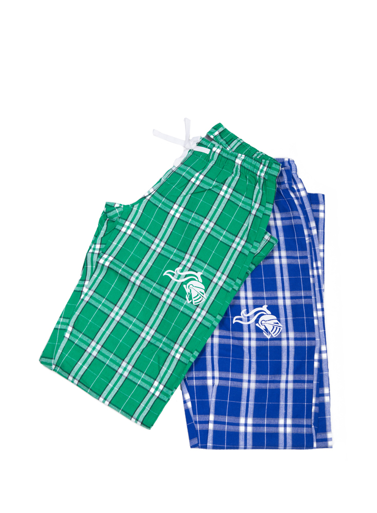 LNC UNISEX PJ Pants in Royal and Green **green has been discontinued-limited stock on green