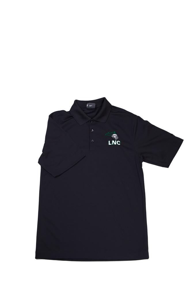 Men's Nike Polo Golf Short Sleeve Shirt-navy, black, grey