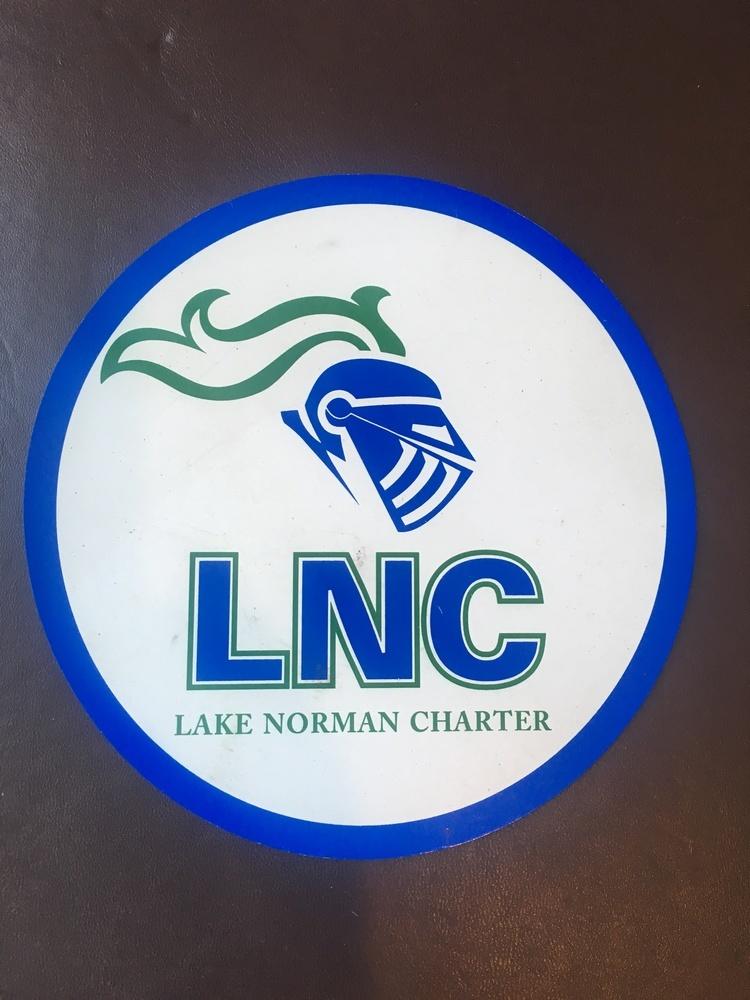 LNC Car Magnet