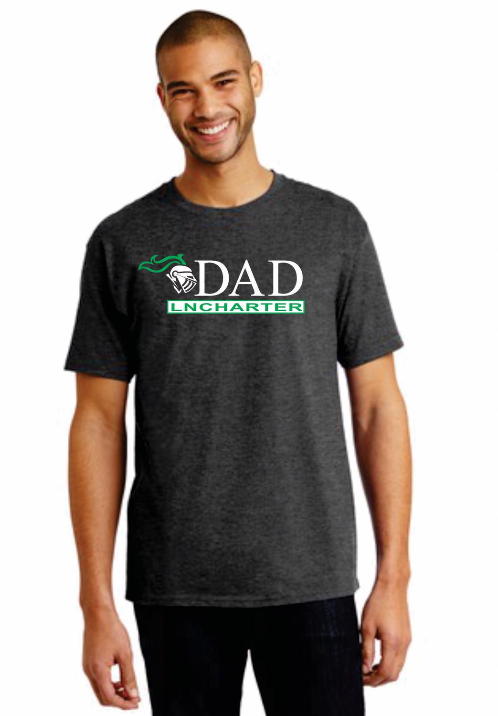LNCHARTER DAD T-shirt