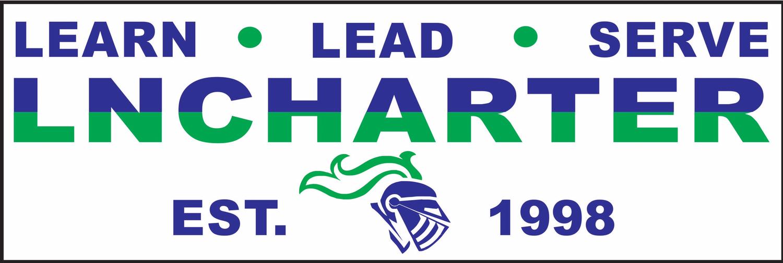 LNCHARTER Magnet  'Learn Lead Serve'-NEW!