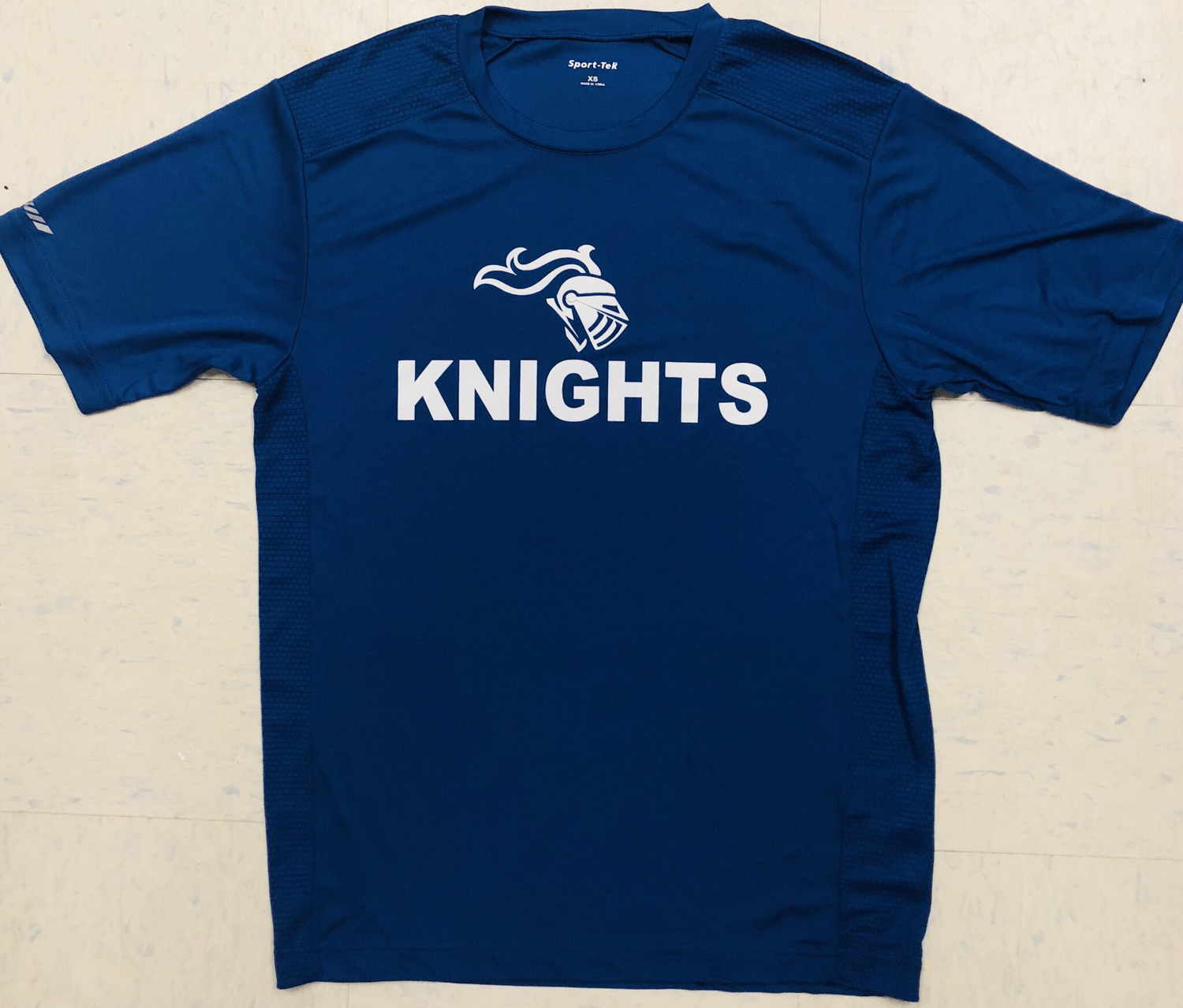 KNIGHTS Performance T-shirt NEW!