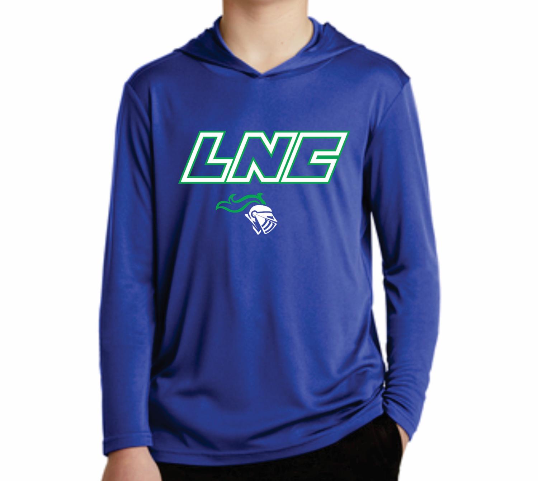 LNC Lightweight Performance Hoodie-NEW!