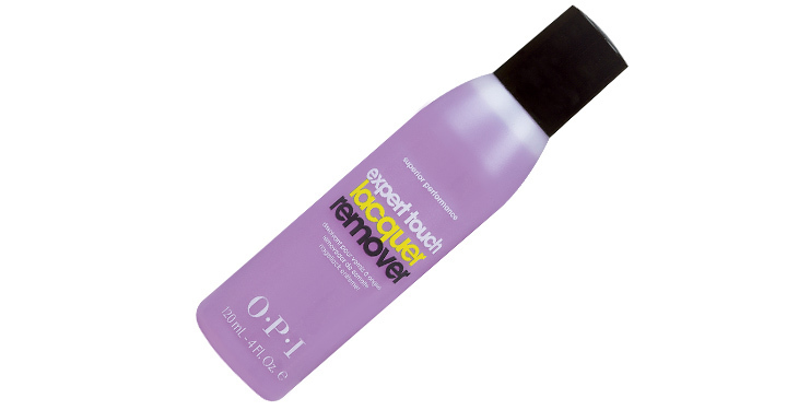 ​EXPERT TOUCH LACQUER REMOVER 120ML