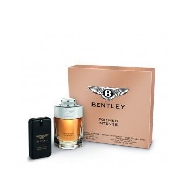 BENTLEY FOR MEN INTENSE eau de parfum 100ml+vapo30ml
