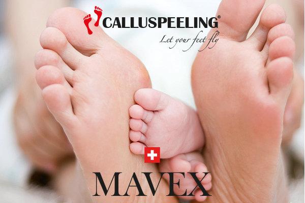 "Soin des pieds ""Calluspeeling"""