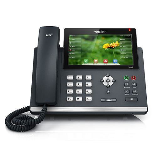 Yealink T48 Digital Phone with Touch Screen Display T48G