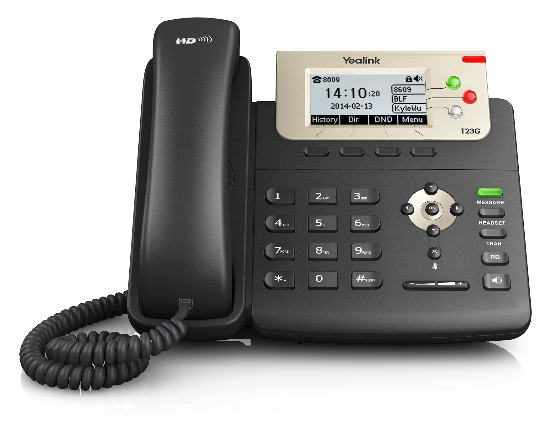 Yealink T23G Entry-level IP Phone T23G