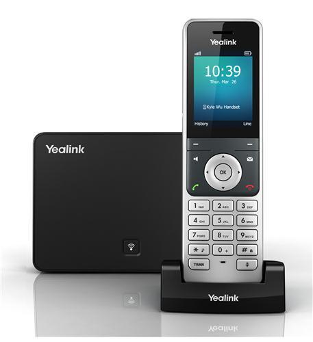 Yealink IP DECT Phone W56P and Base W56P