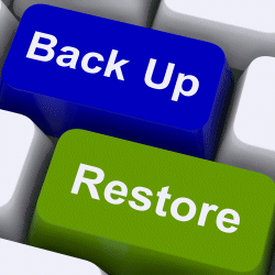 Setup Automated Backup Services