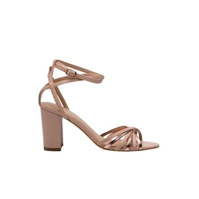 GUESS - Madesta sandali mezzo tacco - Blush