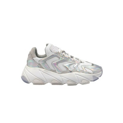 ASH - Sneakers Extreme - Cosmic Silver/White