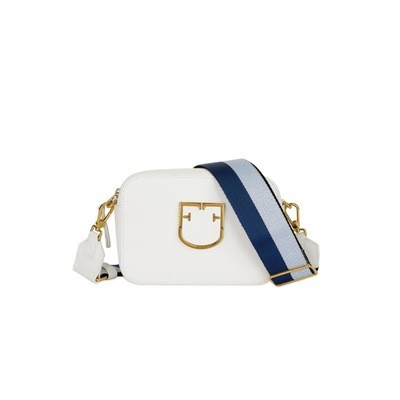 FURLA - Brava Mini Crossbody - Chalk